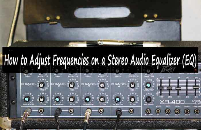 Adjust Audio Equalizer (EQ)