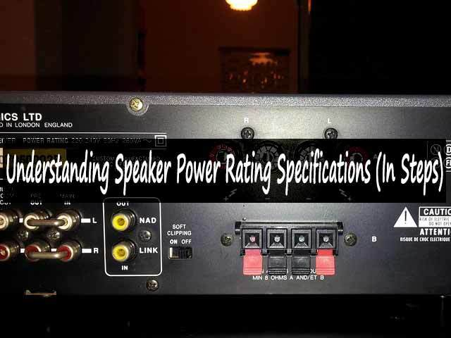 Power Rating Specs