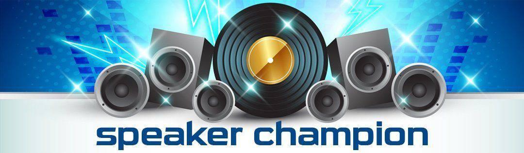 Speaker Champion | Guide for Audiophile