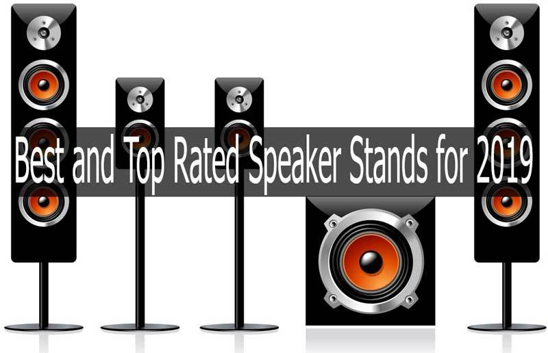 Best and Top Rated Speaker Stands for 2019 | Speaker Champion