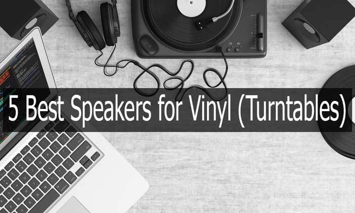 Speakers for Vinyl (Turntables)