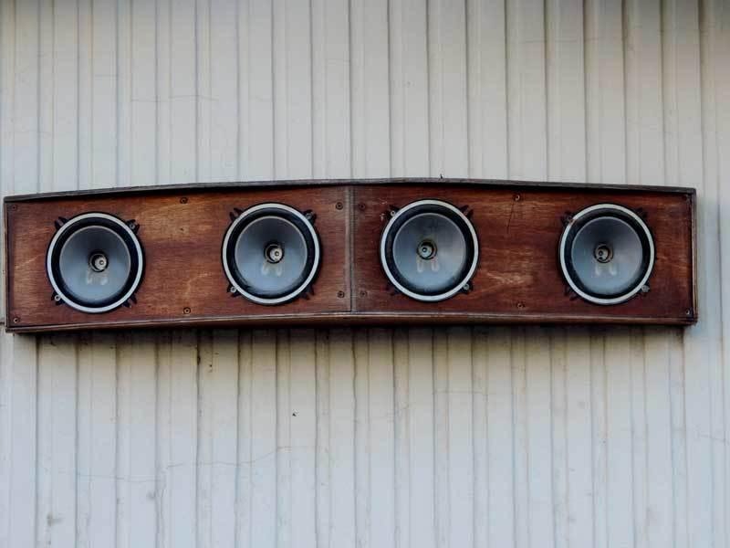 Satellite Speaker