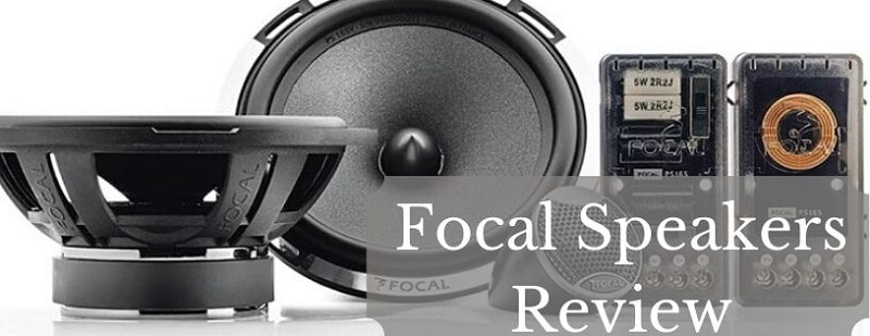 focal speakers review
