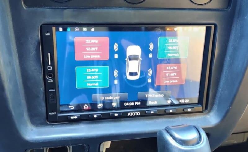 Atoto A6 Car Navigation Stereo