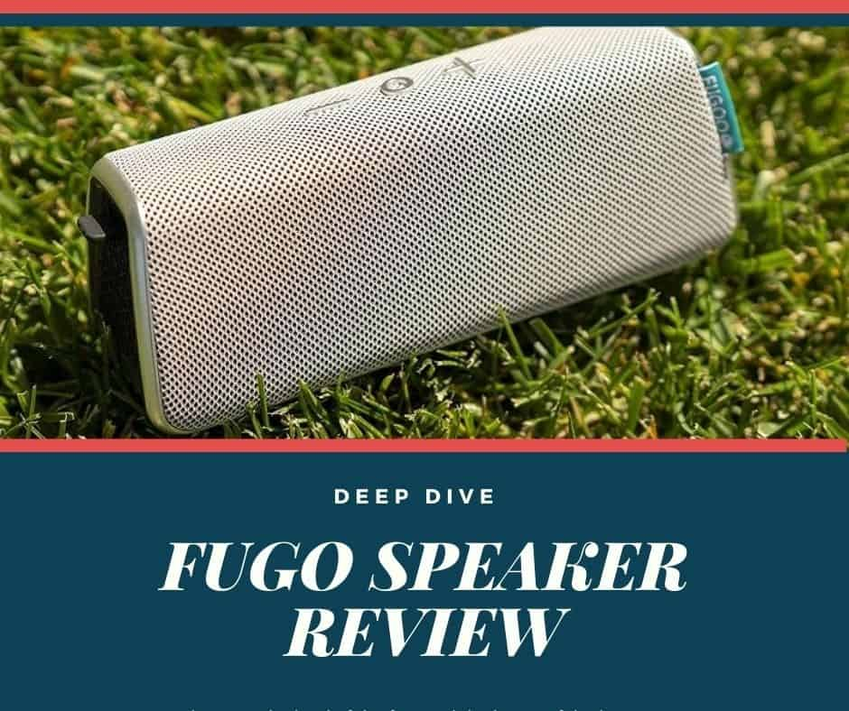 fugoo speaker reviews