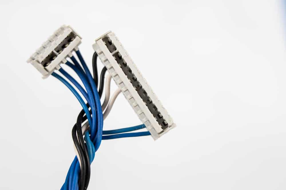 Old cables for electrical devices