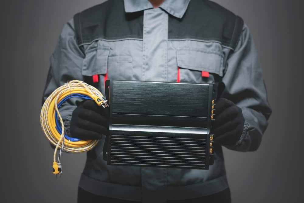 Car audio specialist