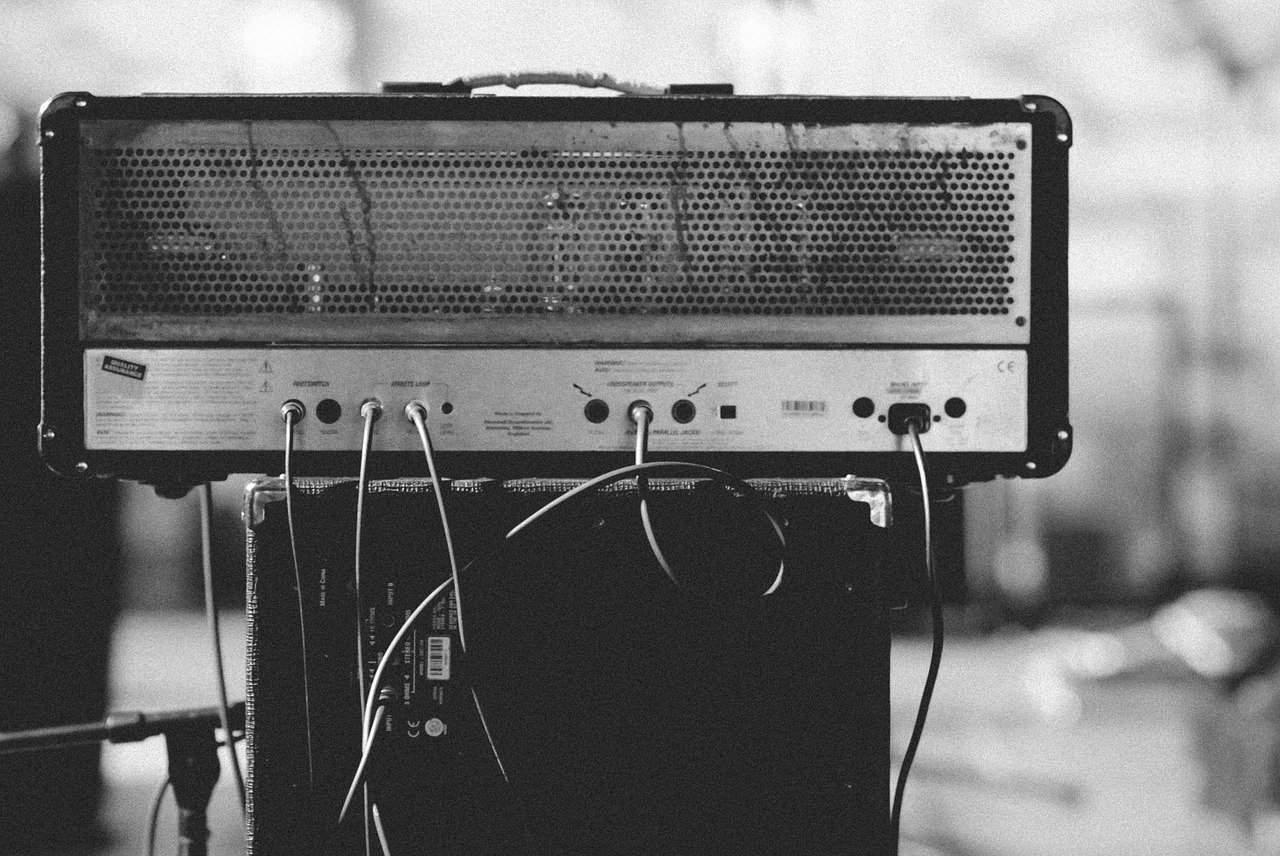 amplifier-pixabay