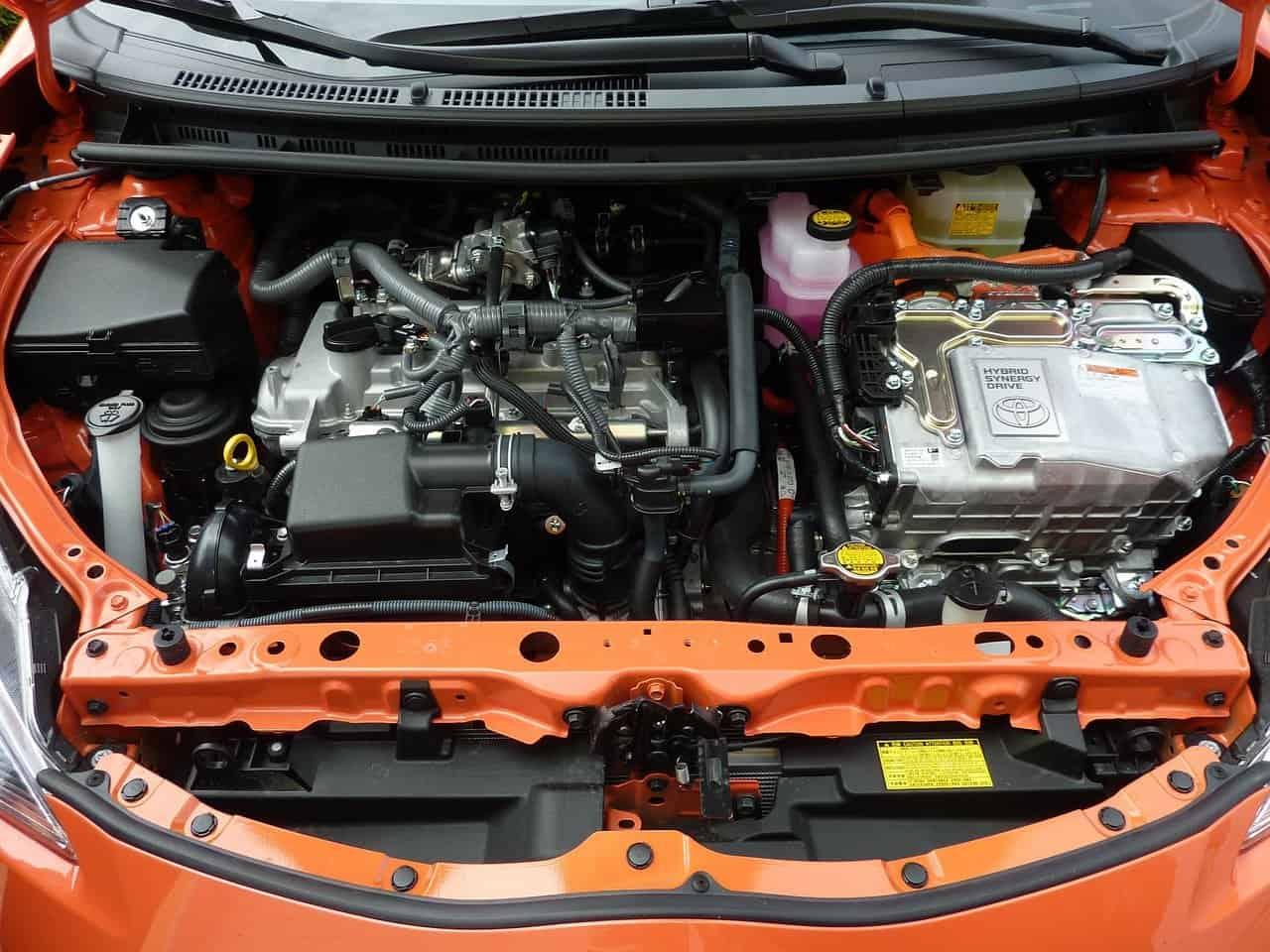 car engine audio