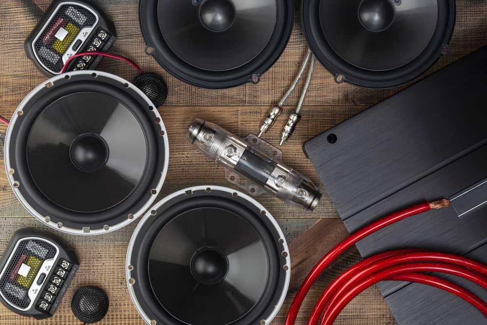 car audio car speakers