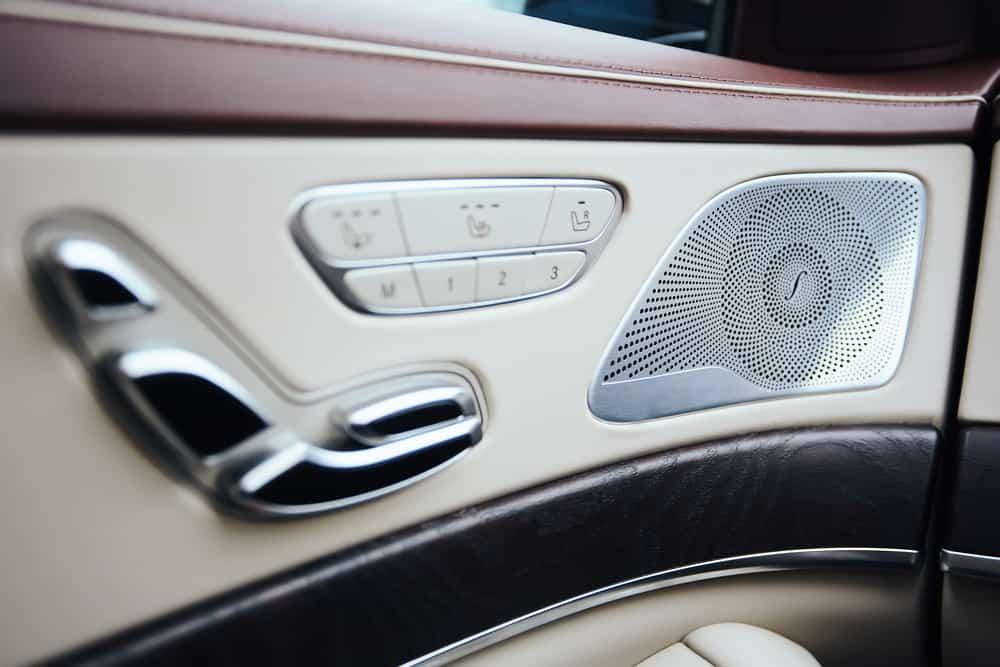 prestige modern car speaker