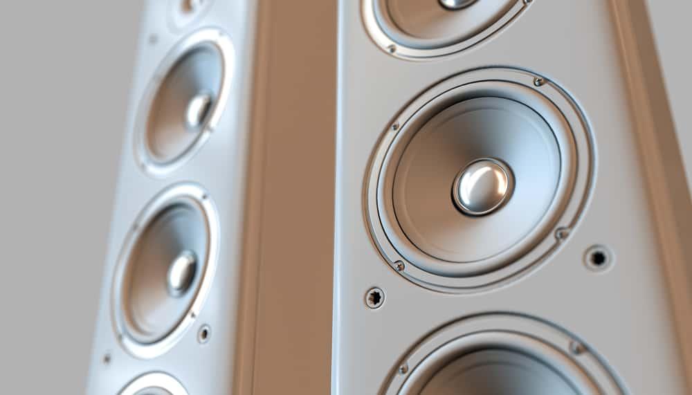 Speaker System Arrangement