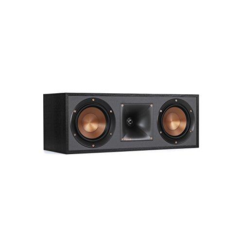 Klipsch R-52C Powerful Detailed Center Channel Home Speaker