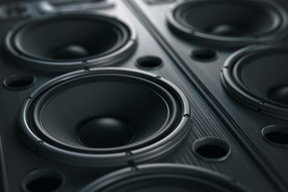 Multimedia acoustic sound speaker system