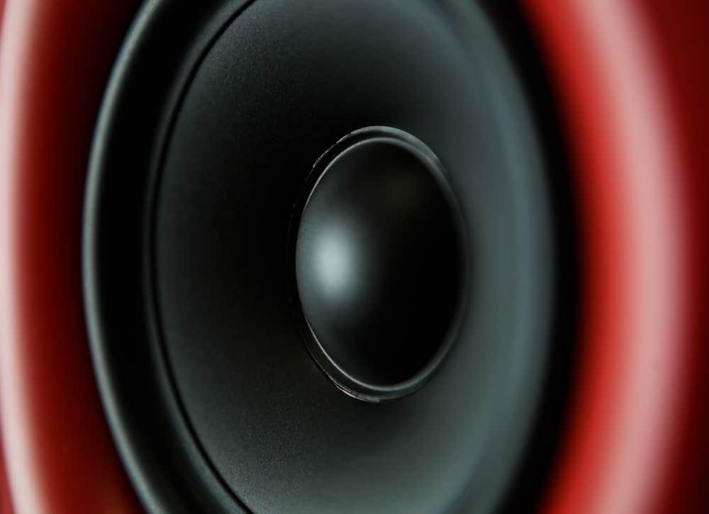 cabinet hifi loudspeaker system